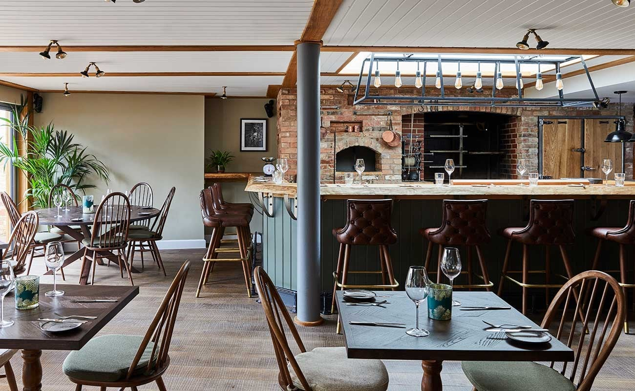 Gourmet Dining Experience at The Woodsman Restaurant and Hotel Indigo Stratford upon Avon
